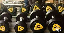 fitness dumble plate