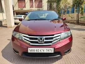 Honda City E, 2013, Petrol