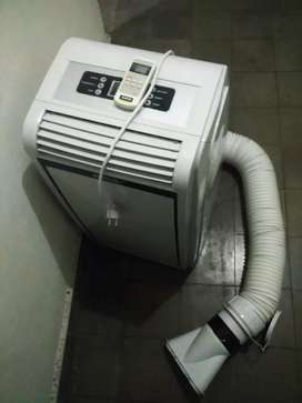 AC (air conditioner) Portable Honshu 1 PK kondisi fresh (Nego tipis)