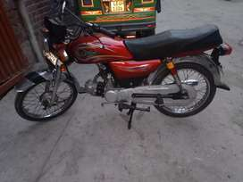 Lush Condition Dhoom bike all ok 12 model