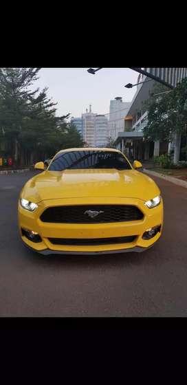Ford Mustang ecoboost seperti baru