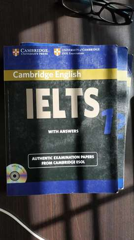 IELTS Books for sale