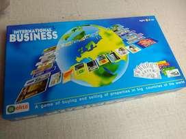 International business game board