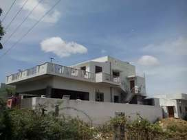 K. Chettipalayam - 2 Bed Rooms- 2 Hall House for Rent