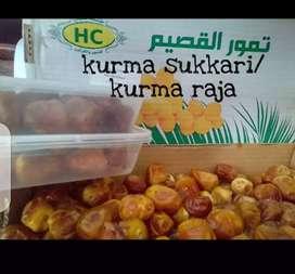 Sedia Kurma sukari sukkari khalas ajwa madu asli herbal