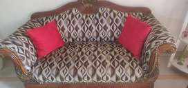 7 seater sofa set in good condition