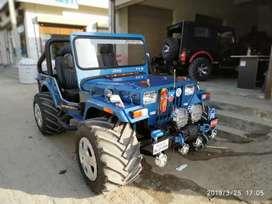 Modify jeeps