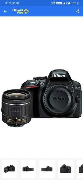 Nikon 5300d with simpex tripod
