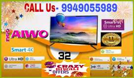 """Eminent Offers New neo aiwo 50"""" Android Smart Pro 4k ledtv"""