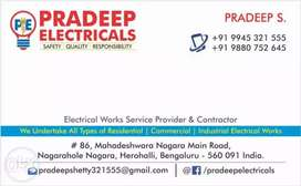 Electrical helpers and electricians