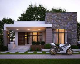 366sq yards 85lakhs Ammu properties Modern house's