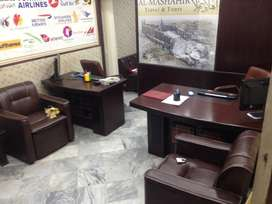 Furnished office for sale