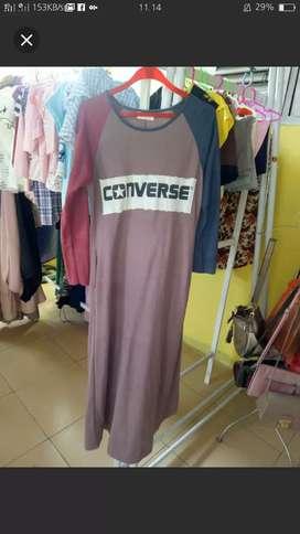 Dress converse fit L