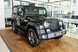 Mahindra Thar LX AT D 4WD HT N Black