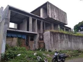 Dijual BU Rumah Siap Bangun di Perum Danau Bogor Raya
