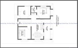 2 Bedroom house for rent Balaramapuram