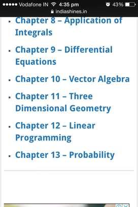 Mathematics teacher for 6-12th