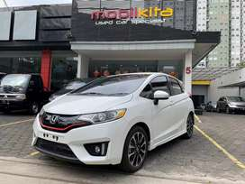 Honda Jazz RS 2017 CVT , Antik low KM 1600 Plat D kodya !