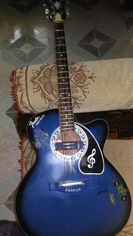 Urgent sell Brand new Fendar  guitar