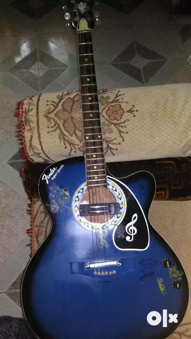 Urgent sell Brand new Fendar  guitar 0