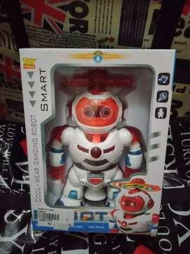 Robot berdansa baru