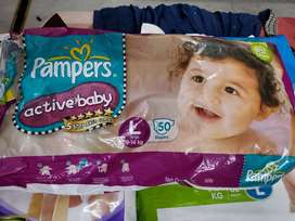Baby Diapers, L