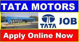 TATA MOTORS LTD COMPANY for Assistant / Helper, Back Office & Data Ent