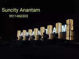 SUNCITY ANANTAM  204 yard plot in Hi TECH city at NH2 VRINDAVAN