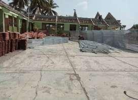 Kontruksi pembuatan kandang ayam & rangka atep baja ringan