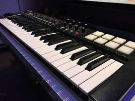 Midi Keyboard / M Audio oxygen 49 keys