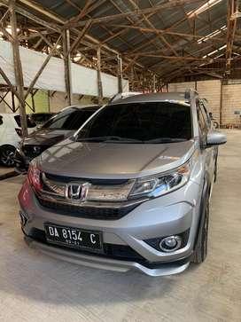 Dijual Honda BR-V Prestige E Abu-abu Tahun 2016