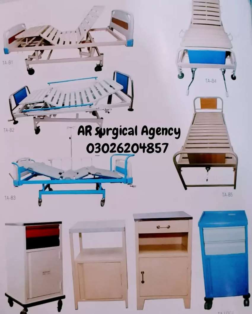 Brand New Patients BEDS & Hospital Beds furniture & wheelchair ot 0