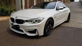 SALE BMW M4 White MOCI edition Tahun 2015