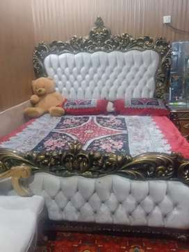Bed and Sofa set