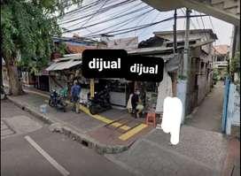 Rumah atau Tempat Usaha di Otista Jakarta Timur Luas 110m