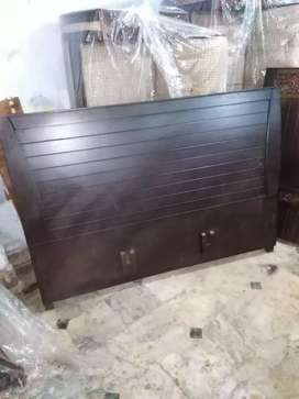 Al Muslim Furniture Mall offers lot Marr sale on king size double beds