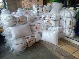 Produksi Bantal Silikon Surabaya - Tidak Jual Eceran