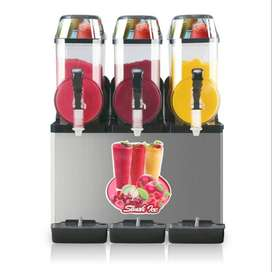 Slush machine 3 Bowl china 15L per bowl capacity