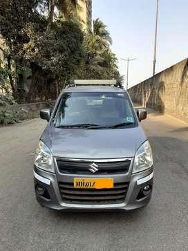 Maruti Wagonr petrol cng vxi loan free 2016