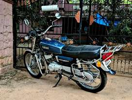 Well maintained rx  100.