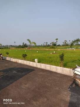Open plots available in rajahmundry per sqyard 7500 only