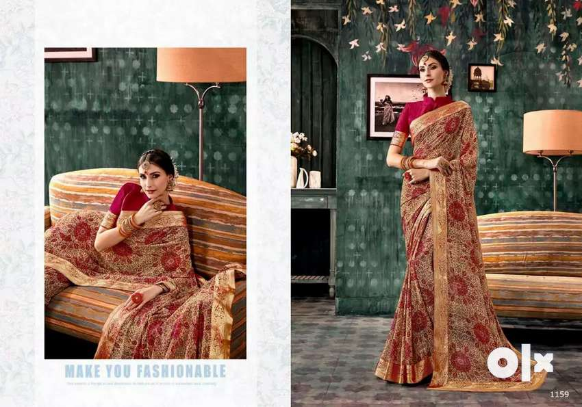 Sarees synthetic 0