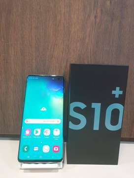 s10 plus mobile attractive price with good condition