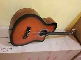 Gitar akustik string banyak hadiahnya