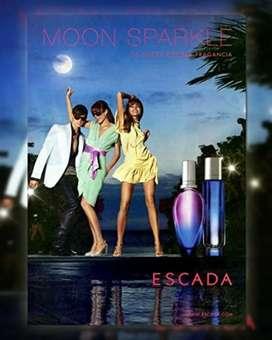 Parfum Minyak Wangi Escada Moon Sparkle 100ml.