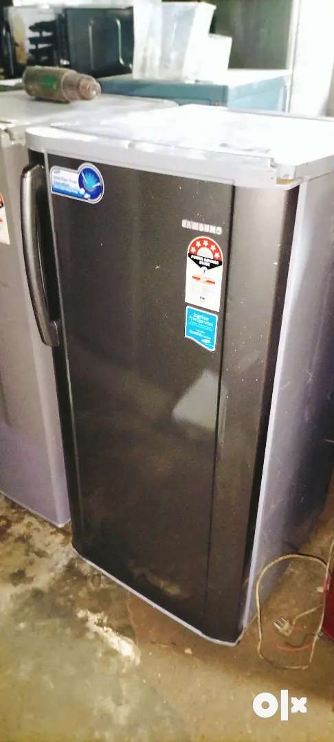 Refrigerator available