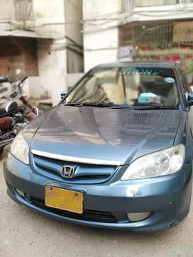 Civic vti orial prosmatic auto gear full option