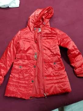 UNUSED Hooded ultra light womens winter jacket