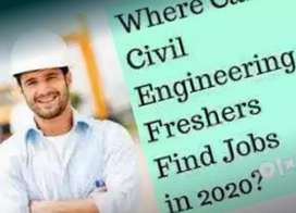 Hiring civil engineering in pune Location bhosari