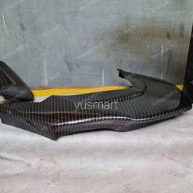 ducktail carbon nmax model topi